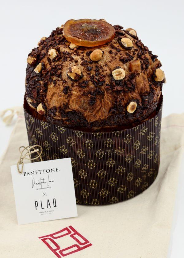 Panettone chocolat orange